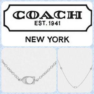 ✅ New Signature Coach Necklace.